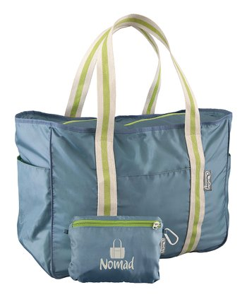 Baby Blue Nomad Tote Bag