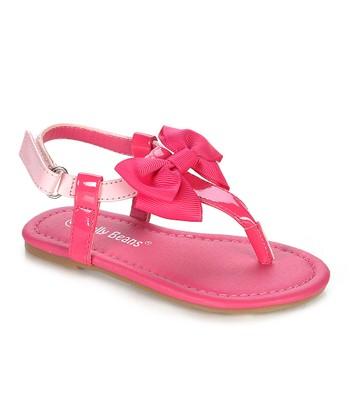 Pink Nina Sandal