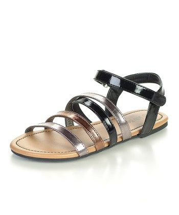 Black Robe Sandal