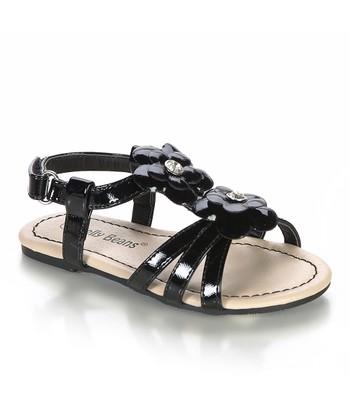 Black Uga Sandal