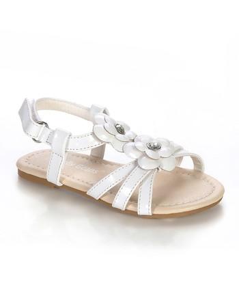 White Ugada Sandal