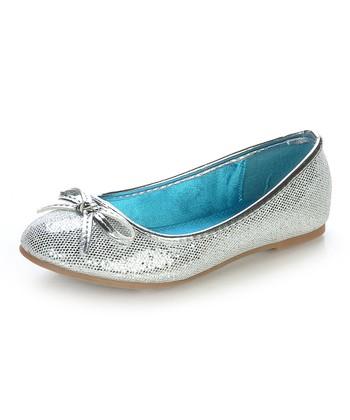 Silver Zomo Flat