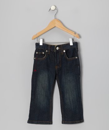 Blue Webster Jeans - Infant, Toddler & Boys