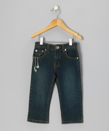 Blue Reafer Jeans - Infant, Toddler & Boys