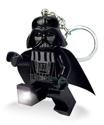 LEGO Star Wars Darth Vader Key Chain Light