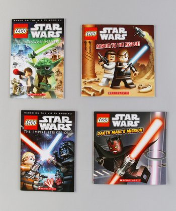 LEGO Star Wars Paperback Set