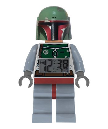 Boba Fett LEGO Star Wars Clock