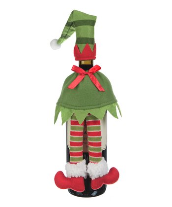 Mrs. Santa Bottle Dress