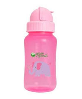 Pink 12-Oz. Aqua Bottle