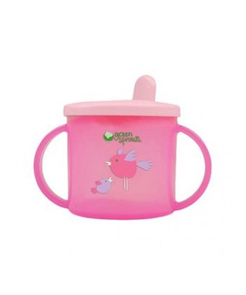Pink 6.5-Oz. Sippy Cup