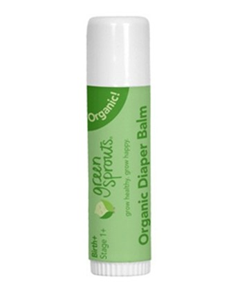 Organic Diaper Balm-Unscented-Stage 1+