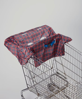 Red Highchair & Cart Cover