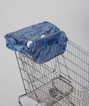 Blue Highchair & Cart Cover