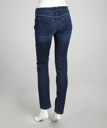 Orpheum Light Runway Mid-Rise Skinny Jeans - Women