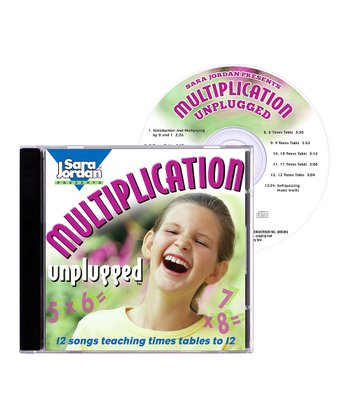 Multiplication Unplugged CD