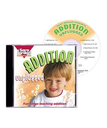 Addition Unplugged CD
