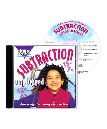 Subtraction Unplugged CD