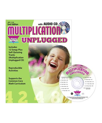 Multiplication Unplugged CD & Workbook Set