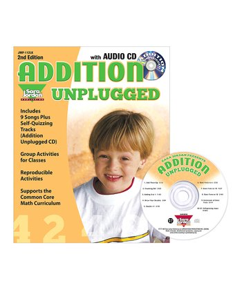 Addition Unplugged CD & Workbook Set