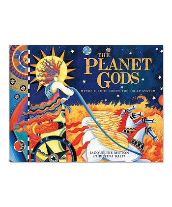 The Planet Gods Hardcover