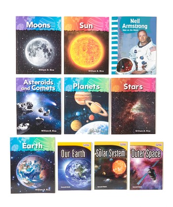 Grades 1-2 Space Exploration Paperback Set