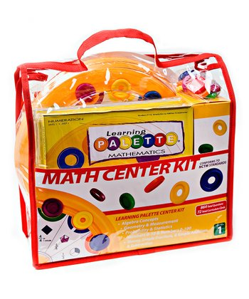 Learning Palette Kindergarten Math 1 Base Center Set