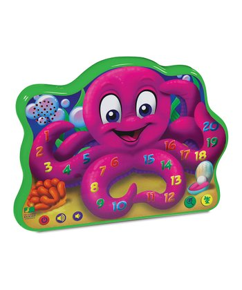 Touch & Learn Count & Learn Octopus