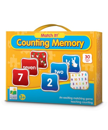 Match It! Counting Memory Game