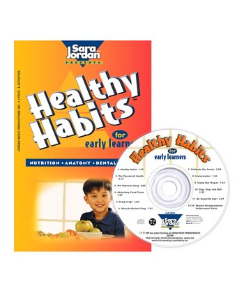 Healthy Habits for Early Learners CD Set