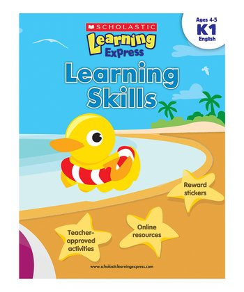 Scholastic Learning Express: Learning Skills K2 Paperback
