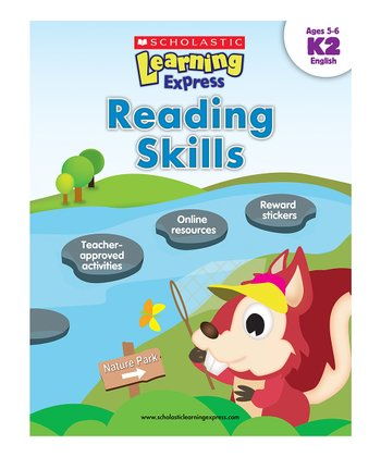 Scholastic Learning Express: Reading Skills K2 Paperback