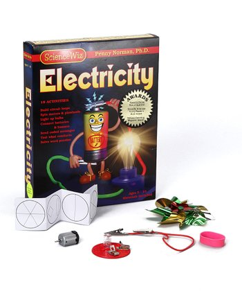 Electricity Book & Kit