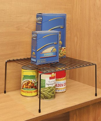 Medium Cabinet Helper Shelf - Set of Two