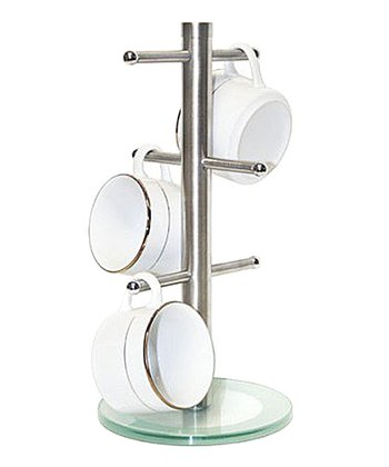 Stainless Steel Mug Tree