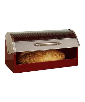 Red Bread Box