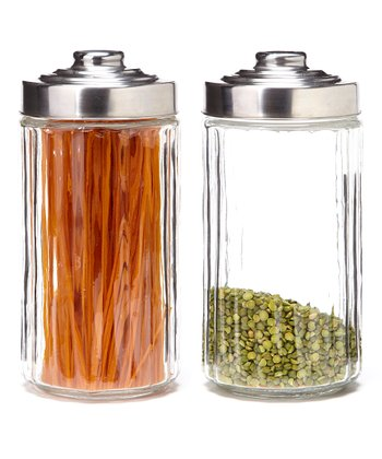 54-Oz. Round Canister - Set of Two