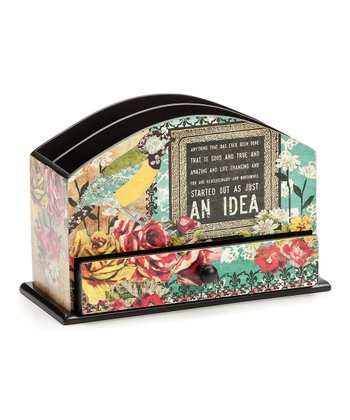 'Just an Idea' Desk Organizer