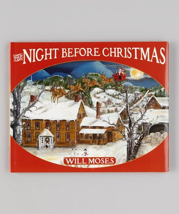 Will Moses' The Night Before Christmas Hardcover