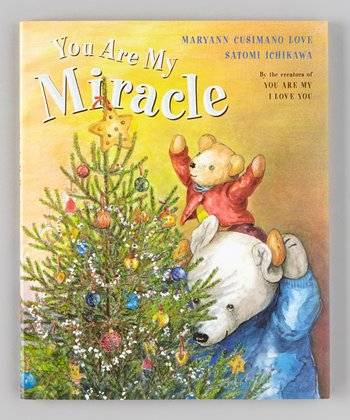 You Are My Miracle Hardcover