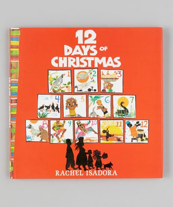The 12 Days of Christmas Hardcover