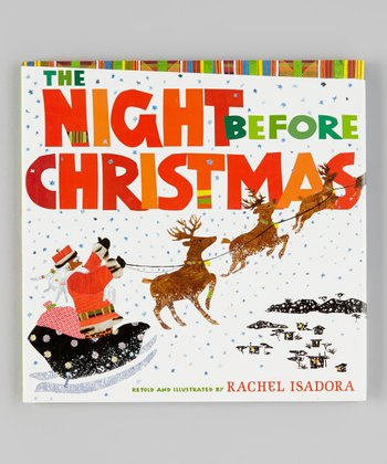 The Night Before Christmas Hardcover
