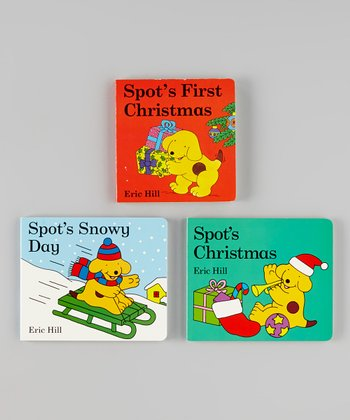 Spot's Christmas Board Book Set