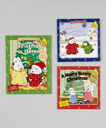 Max & Ruby Christmas Paperback Set