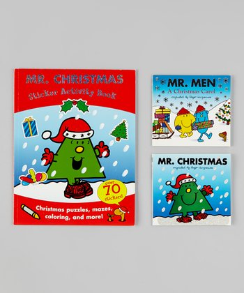 Mr. Christmas Paperback Set