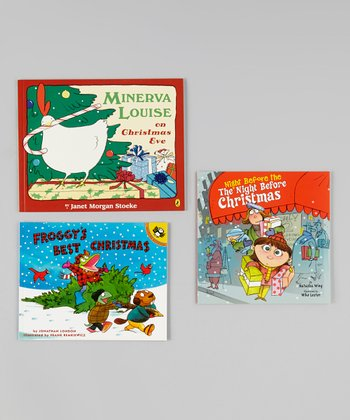 Froggy's Best Christmas Paperback Set