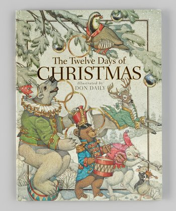 Twelve Days of Christmas Paperback
