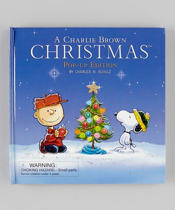 A Charlie Brown Christmas Pop-Up Paperback