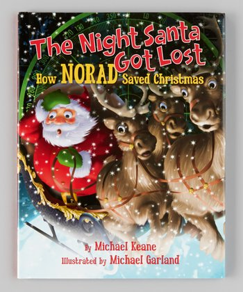 The Night Santa Got Lost Paperback