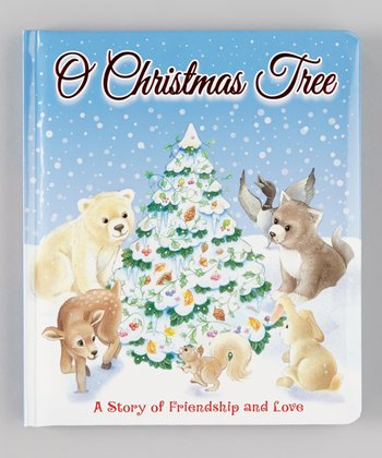 O Christmas Tree Padded Hardcover