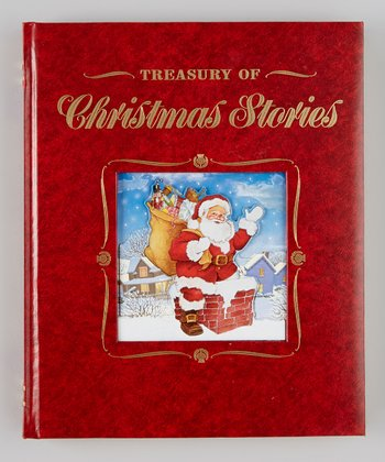 A Treasury of Christmas Stories Hardcover